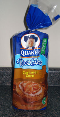 Why Are There No Quaker Rice Cakes