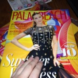 Picture Post: Pizza, Palm Beach Illustrated, and Propel!