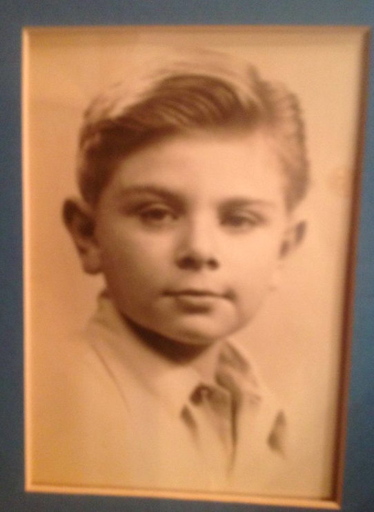This is my Grandpa, Jack. I swear to god his face and hair looked exactly the same his whole life.