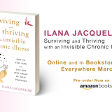 Now In Stores: Surviving and Thriving with an Invisible Illness